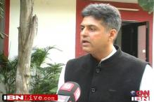 'Fascist forces' in Gujarat coercing Punjabi farmers, says Manish Tewari