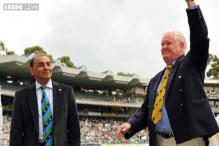 South African cricket legend Graeme Pollock honoured