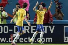Brazil hammer Honduras 5-0 in international freindly
