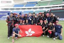 Hong Kong, Netherlands claim final two spots at World T20