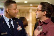 Terrence Howard blames Robert Downey for missing Iron Man role