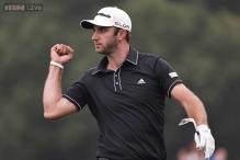Dustin Johnson pulls away for first World Golf Championship