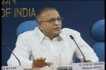Hyderabad would not become Union Territory: Jaipal Reddy