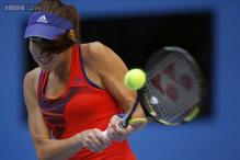 Ivanovic beats Stosur at Tournament of Champions