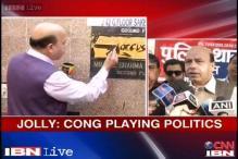 Congress targeting me over vandalising Shoma's house: Vijay Jolly