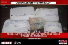 Delhi: Juvenile escapists named in a murder case