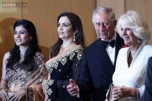Snapshot: When Kajol and Ajay Devgn met Prince Charles