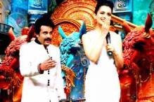 Kangana Ranaut promotes 'Rajjo' on the sets of 'Comedy Circus'