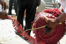 Kolkata: Over 200 held for bursting prohibited sound crackers