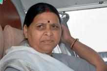Lalu's absence in Chhath saddens Rabri
