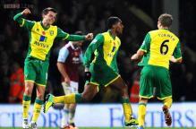 Norwich beat West Ham 3-1 in Premier League