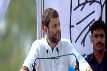 Look beyond roads, airports and focus on the poor, Rahul Gandhi tells BJP