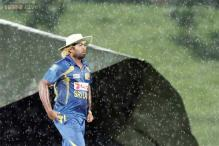 2nd ODI: Rain fear looms again as New Zealand face Sri Lanka