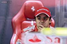 Felipe Massa signs off from Ferrari in frustration