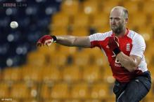 Matt Prior out of final Ashes warm-up with injury