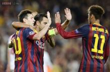 Barcelona, Madrid avoid cup clash until final