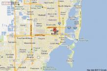 US: Plane's pilot says passenger fell into ocean