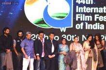 In pictures: Opening ceremony of International Film Festival of India