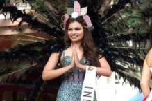 Miss Asia Pacific World Srishti Rana's tiara seized by Air Intelligence Unit