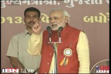 Now, Modi confuses freedom fighter with Jan Sangh founder