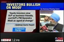 Montek slams Goldman Sachs, says UPA has a strong development plan