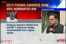 Did not nominate only relatives for Padma awards, says Congress MP