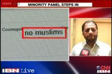 Maharashtra minorities panel to act against 'No Muslims' flat sale ad