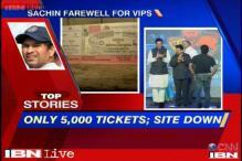 News 360: MCA felicitates Sachin by naming Kandivili ground after him
