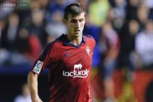 Osasuna win 1-0 at Valladolid in Spain