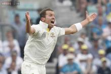 Peter Siddle signs for Nottinghamshire