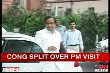 Split within UPA as Chidambaram opposes PM's Lanka visit for CHOGM