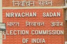 Poll panel reprimands BJP nominee for violation of poll code