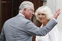 Prince Charles, Camilla visit Jewish Synangoue