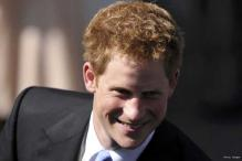 Prince Harry gears up for Antarctica trek
