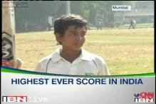 Sachin is god of cricket and my inspiration: Prithvi Shaw