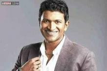 Puneeth Rajkumar performs daredevil stunts in 'Ninnindale'