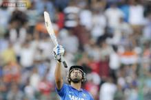 Rohit Sharma powers India on record-breaking day