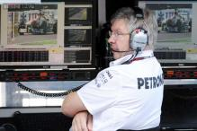 Mercedes can catch Red Bull in F1 next year: Ross Brawn