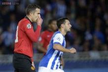 Robin van Persie, Vidic ruled out against Leverkusen