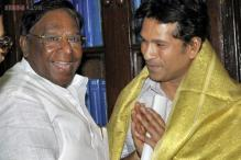 Sachin Tendulkar should be India's future Sports Minister: Borde