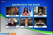Sachin Tendulkar: Emotional end to grand career