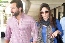 Saif hardly watches Bollywood films: Kareena Kapoor