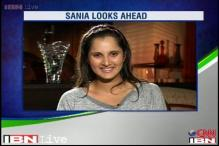 Happy to be back in top 10: Sania Mirza