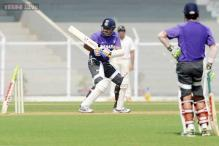 Time running out as Sehwag, Gambhir face Mumbai test