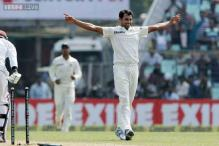 Mohammad Shami grabs Ishant's Test spot with both hands