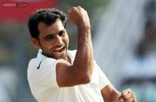 Mohammad Shami records India's best fast-bowling debut