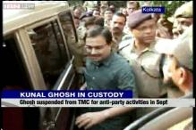 Saradha scam: Suspended TMC MP Kunal Ghosh remanded to police custody