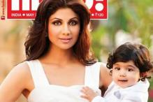 Viaan is the reason behind my post pregnancy weight loss: Shilpa Shetty