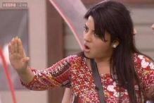 No one is man enough in 'Bigg Boss 7': Shraddha Sharma