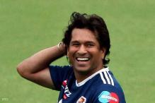 Sports minister offers Sachin Tendulkar to join SP